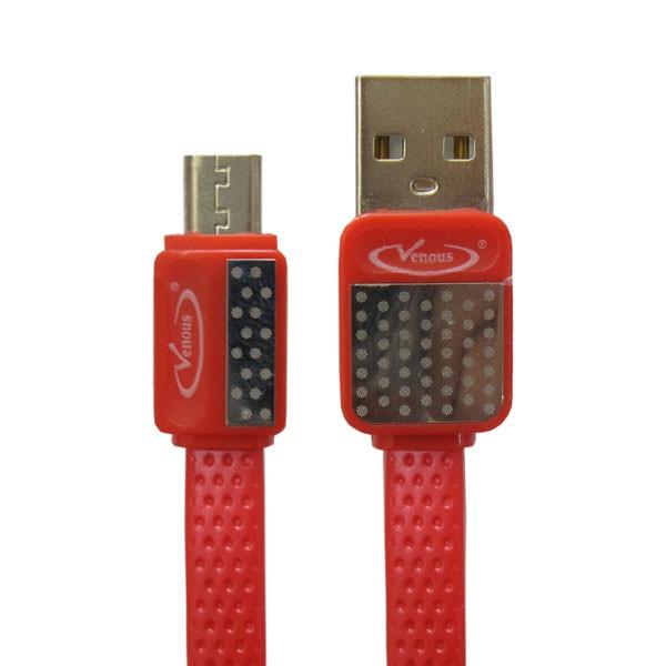 کابل USB به microUSB ونوس مدل PV-K976