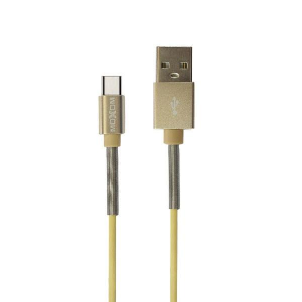 کابل تبدیل USB به Type-C موکسوم مدل CC-12