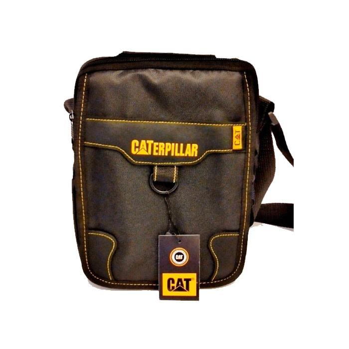 کیف دوشی CAT مدل 1307 دارای ایرسل و ضربه گیر سایز 26*20