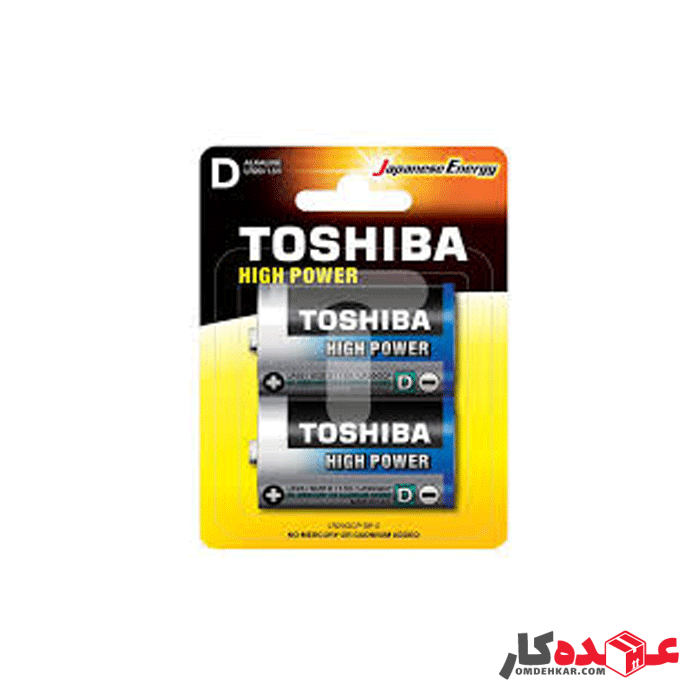 باطری بزرگ HIGH POWER برند TOSHIBA