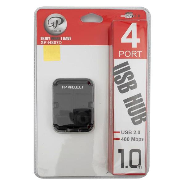 هاب USB ایکس پی پروداکت مدل XP-H807