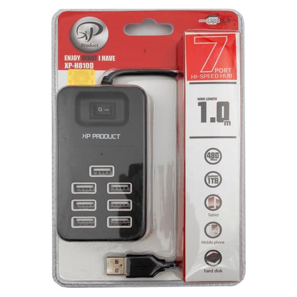 هاب USB ایکس پی پروداکت مدل XP-H810